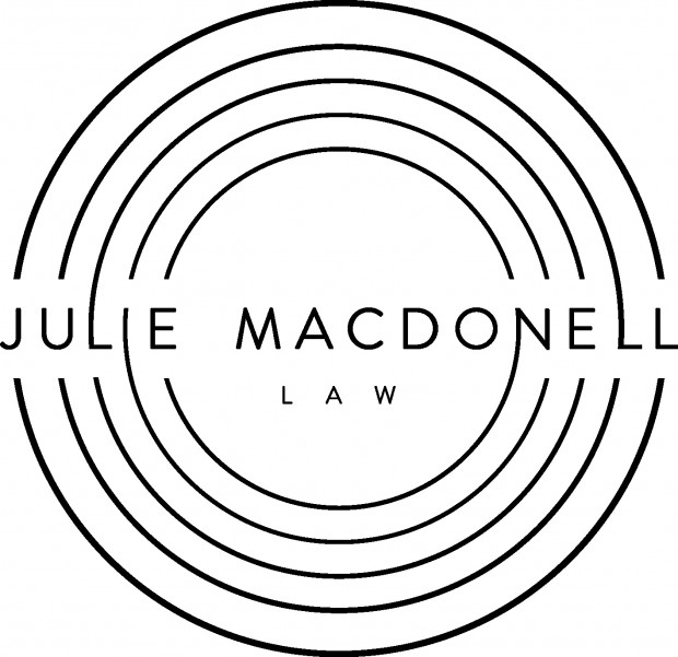Julie MacDonell Law Logo