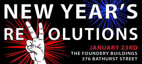 New Year's ReVolutions – January 23rd