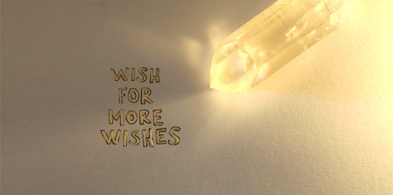 Wish for more wishes: June 9th 2016, 5PM-9PM