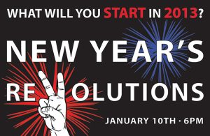 New Year's ReVolutions – January 10 to January 22