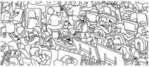 Seneca Illustration Grad Show – Dec. 15th-19th